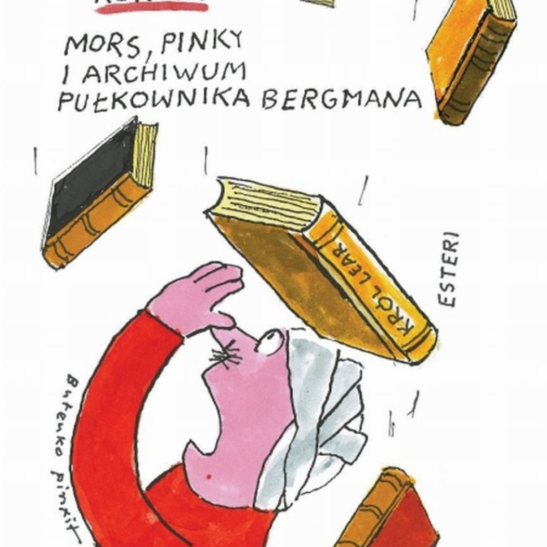 Mors, Pinky i archiwum pułkownika Bergmana